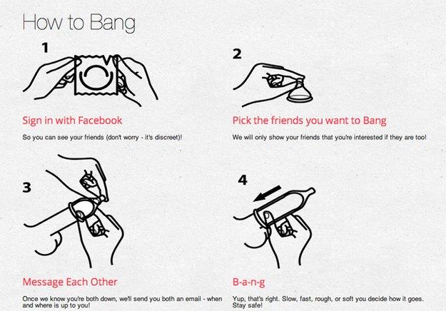 Секс-приложение для Facebook помогает застенчивым. Изображение № 1.