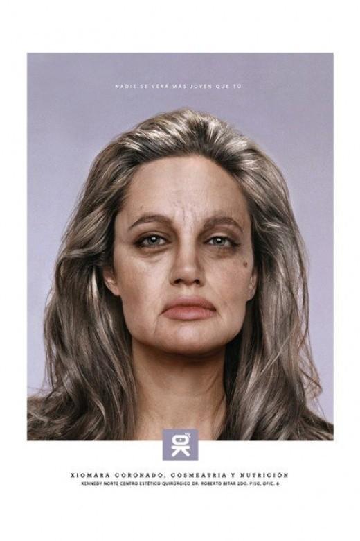 Рекламные кампании, которые шокировали мир. Изображение № 10.