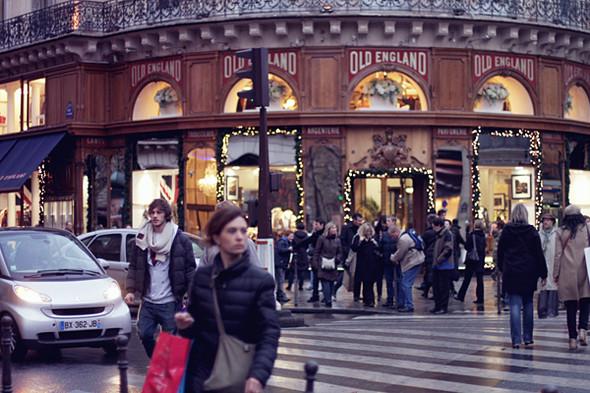 PARIS в декабре. Изображение № 33.