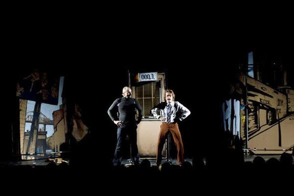 Полина Бахтина: Как я стала театральным художником. Изображение № 30.