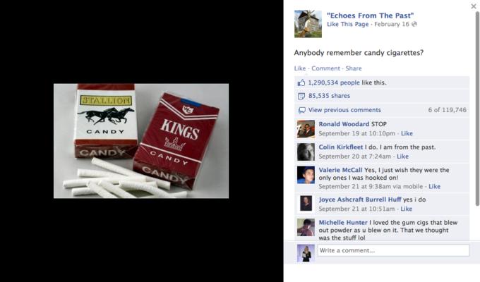 Названы самые популярные фото года в «Фейсбуке». Изображение № 5.