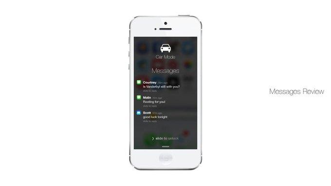Блокировка SMS за рулём должна повысить безопасность. Изображение № 6.