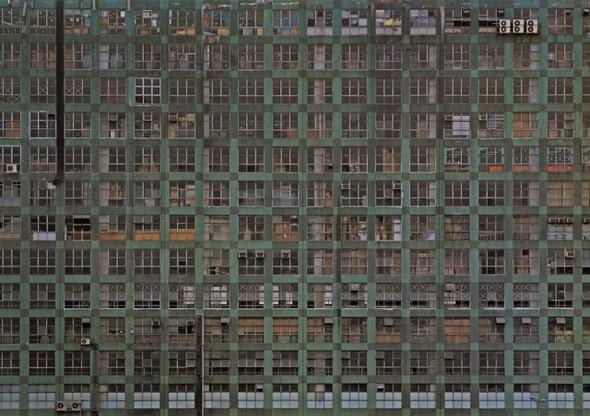 MIchael Wolf- бесконечные окна Гонконга. Изображение № 19.