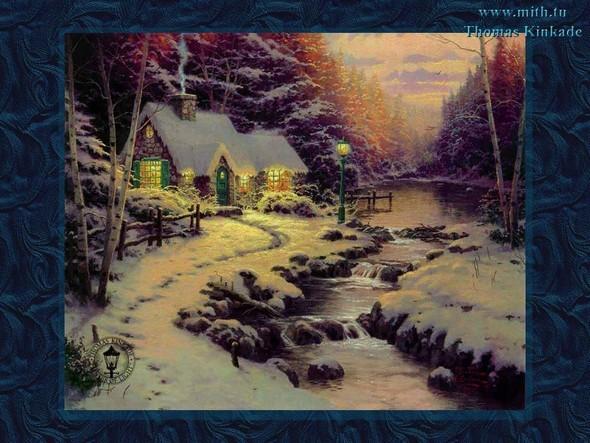 Рождественский дух. Изображение № 32.
