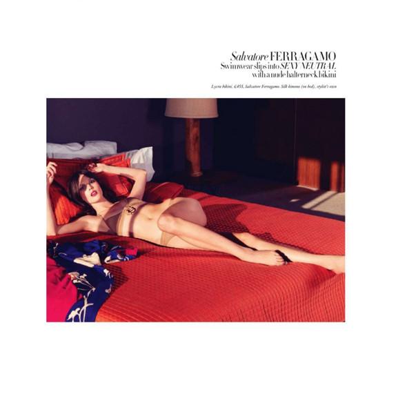 Изображение 19. Съемки: Harper's Bazaar, Metal, V и Vogue.. Изображение № 19.