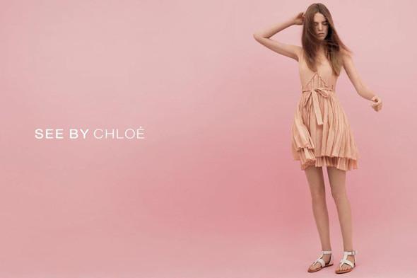 Новости ЦУМа: Новая коллекция See by Chloé в цифровом формате. Изображение № 2.