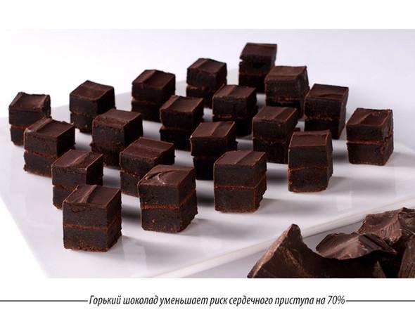 Ученые объявили : «Ешьте горький шоколад!». Изображение № 2.