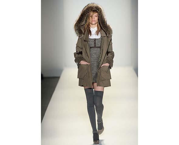 Неделя моды в Нью-Йорке: второй день. Изображение № 38.