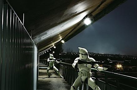 Звёздные Войны впригороде Парижа. Изображение № 3.