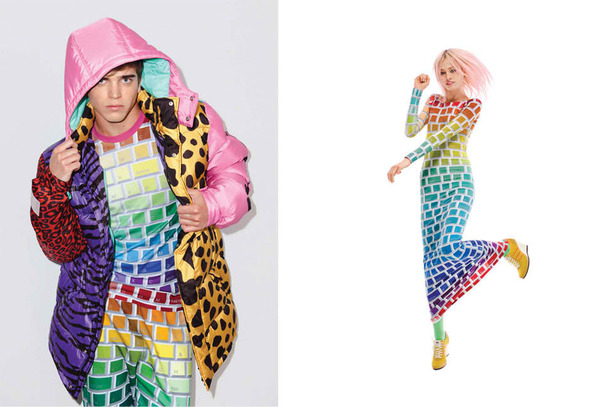 Лукбуки: adidas Originals x Jeremy Scott, Minkpink, Something Else и другие. Изображение № 16.
