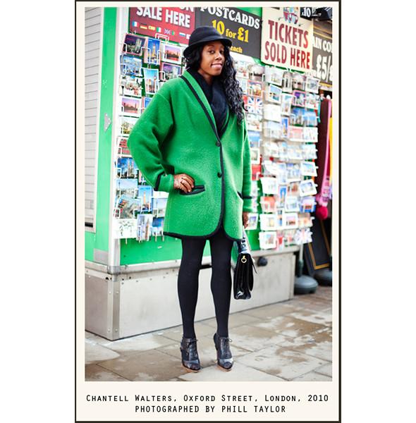Изображение 19. City Looks: Лондон и Париж.. Изображение № 21.