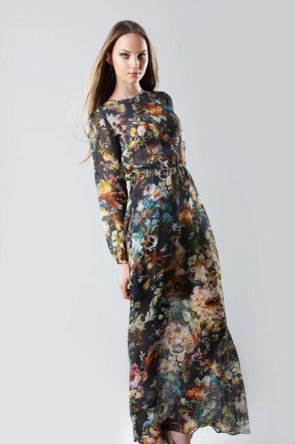 К финальному SALE - дизайнерские летние платья Vanushina со скидкой!. Изображение № 2.