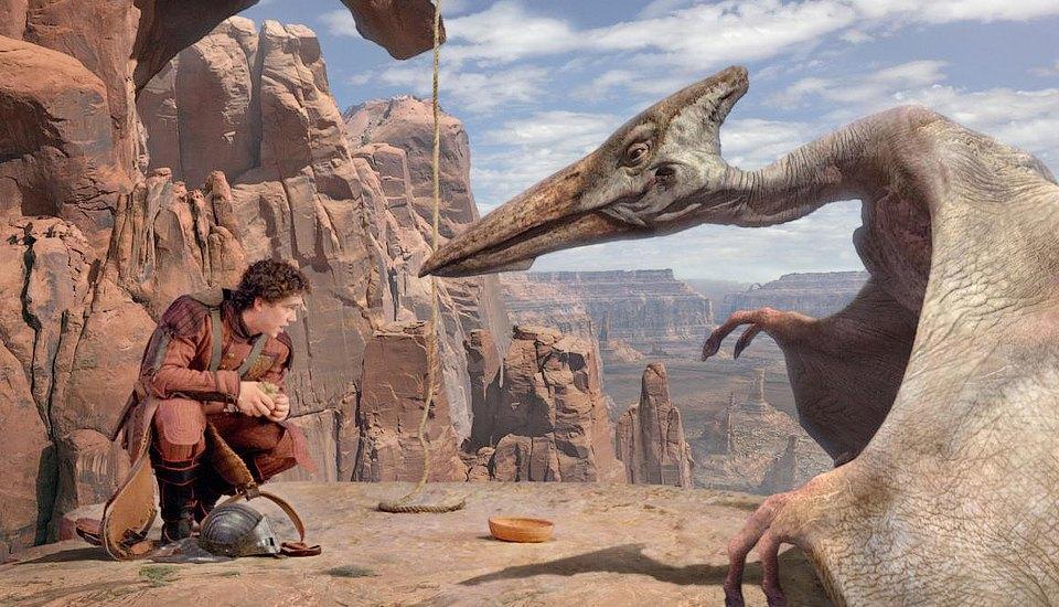 Как менялись динозавры  в кино. Изображение № 9.
