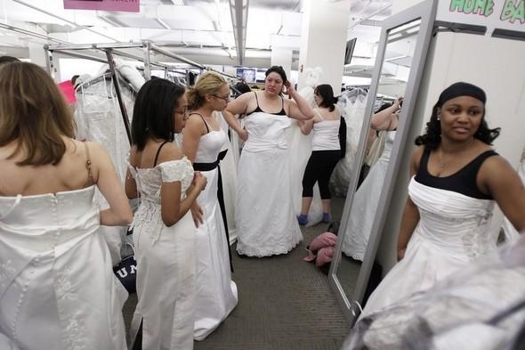 Свадебный переполох. Изображение № 8.