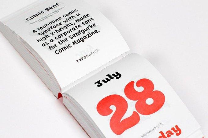 С каким календарём я начну следующий год. Изображение № 3.