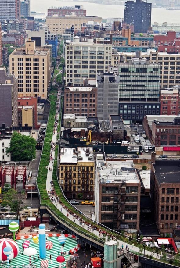 Крыши Нью-Йорка. Изображение № 4.