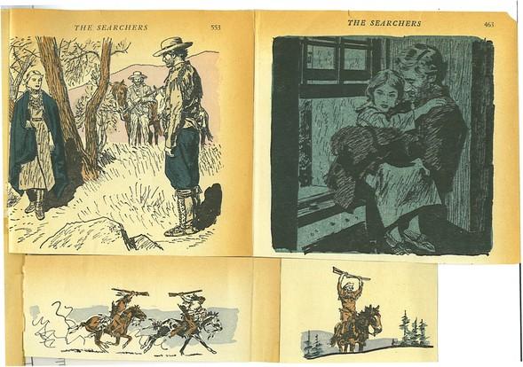 Американские иллюстраторы 40–60гг. ЧАСТЬ 1. Изображение № 72.