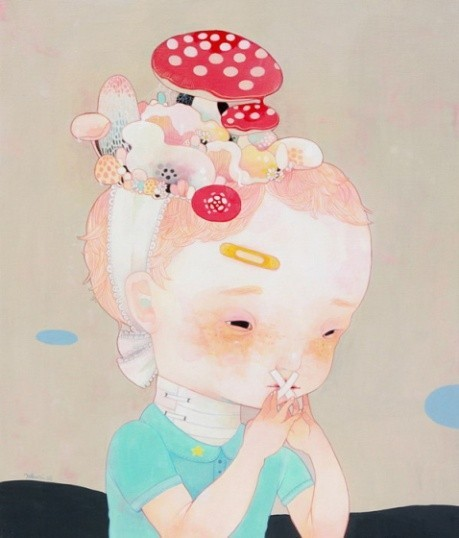 Как болеет за детей Хикари Шимода. Изображение № 24.
