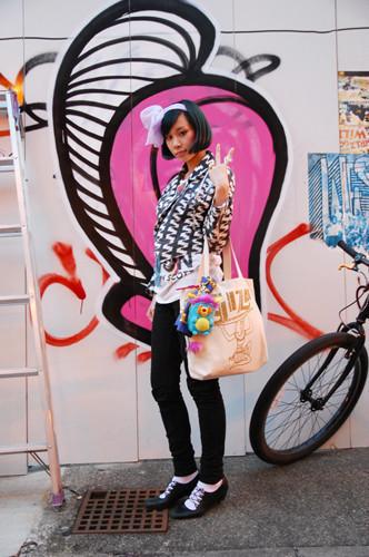 Street fashion from Tokyo. Изображение № 12.