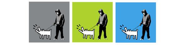 Артистическая солидарность: Бэнкси поддержал задержанных активистов группы «Война». Изображение № 1.