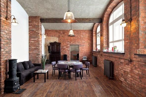 Первые лофт-апартаменты премиум-класса появились в Москве. Изображение № 3.