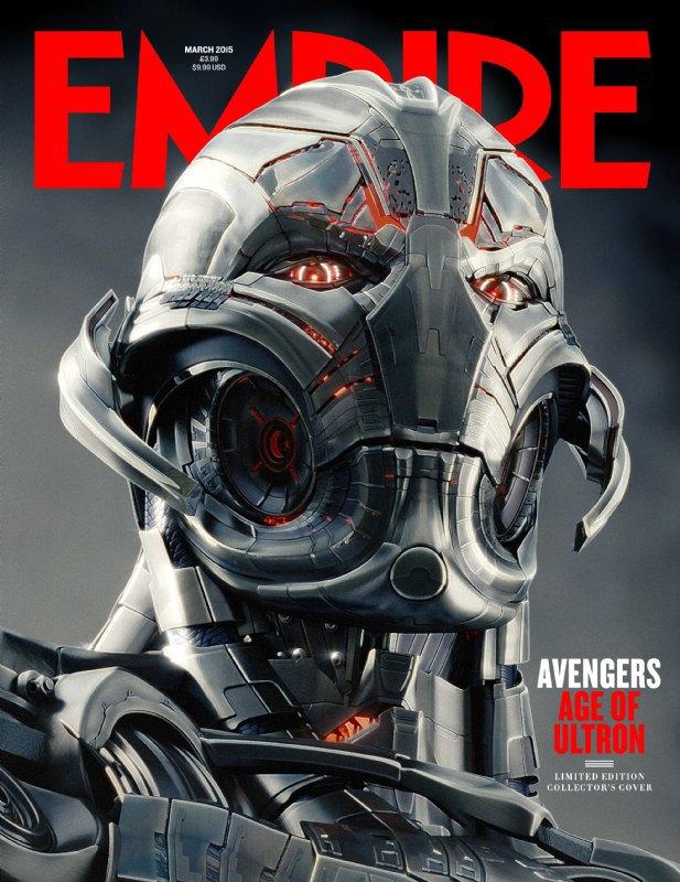 Журнал Empire показал обложки с новыми «Мстителями». Изображение № 2.