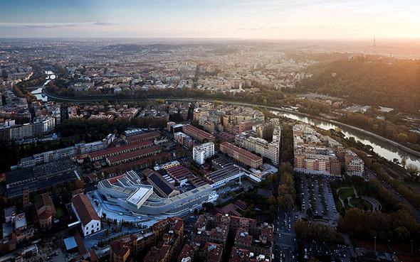 Новые музеи современного искусства: Рим, Катар и Тель-Авив. Изображение №2.