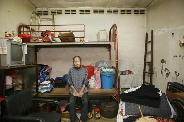 100 маленьких квартир Гонконга. Изображение № 3.
