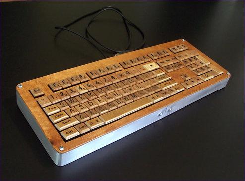 Scrabble-Клавиатура. Изображение № 2.