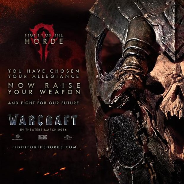 Blizzard показала первые постеры к «Варкрафту». Изображение № 4.