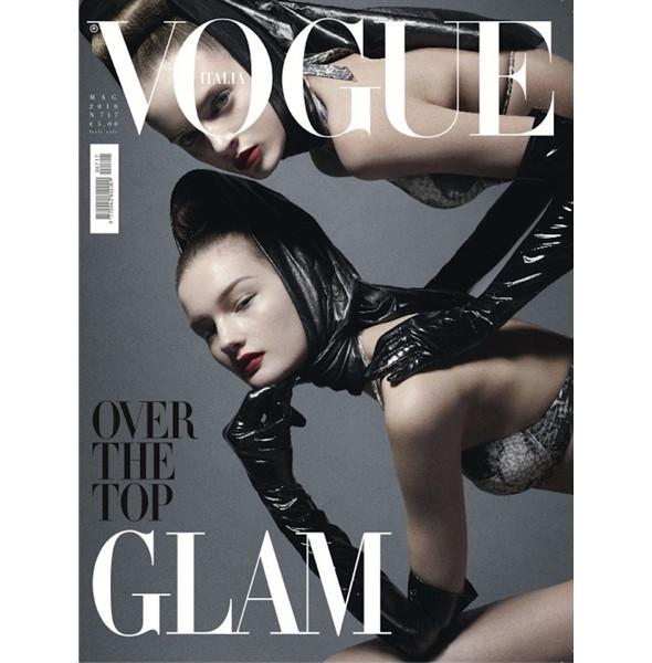 5 новых обложек Vogue. Изображение № 3.