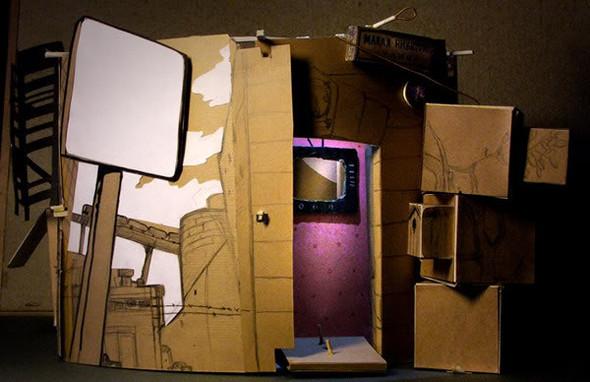 Полина Бахтина: Как я стала театральным художником. Изображение № 33.
