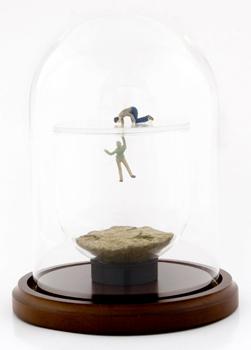Нетрадиционный подход кфигуркам встеклянном шаре. Изображение № 44.
