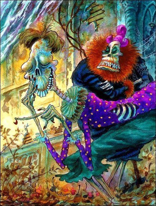 Cinderella Skeleton. Изображение № 4.