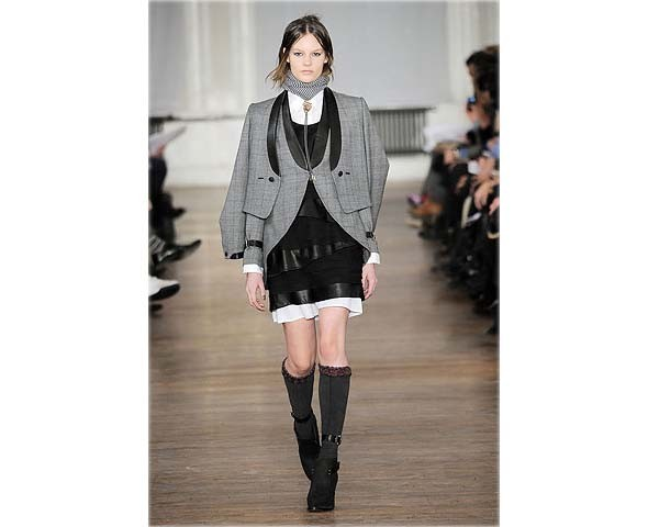 Неделя моды в Нью-Йорке: второй день. Изображение № 190.