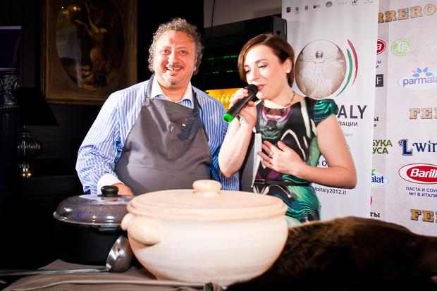 Состоялось открытие V Фестиваля итальянской кухни Buonа ITALIA. Изображение № 16.