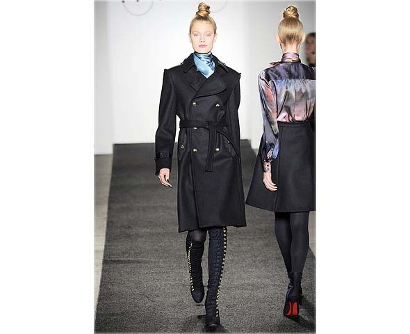Неделя моды в Нью-Йорке: второй день. Изображение № 199.
