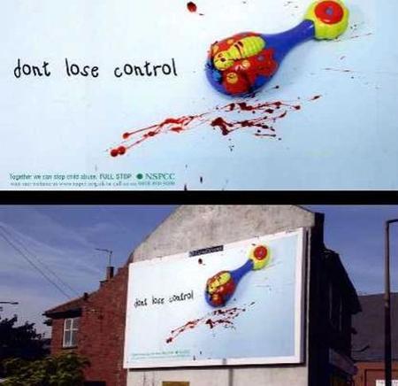 Топ-10 шоковой социальной рекламы. Изображение № 4.