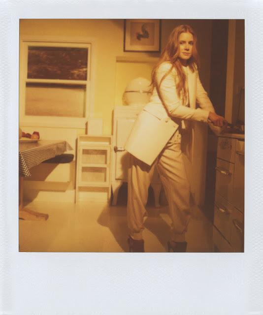 Эми Адамс снялась в лукбуке Boy by Band of Outsiders. Изображение № 8.