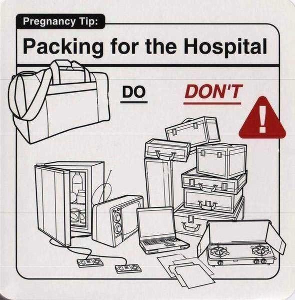 Инструкция длянемного беременных часть 2. Изображение № 8.