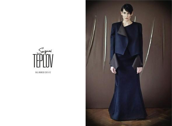 Изображение 2. Serguei Teplov FW 2011/12 look book.. Изображение № 2.
