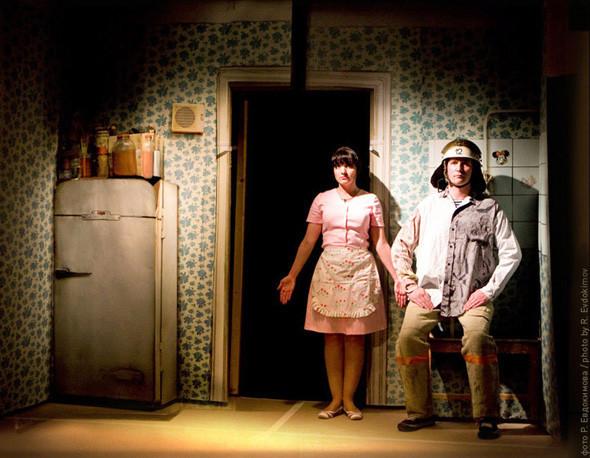 Полина Бахтина: Как я стала театральным художником. Изображение № 13.