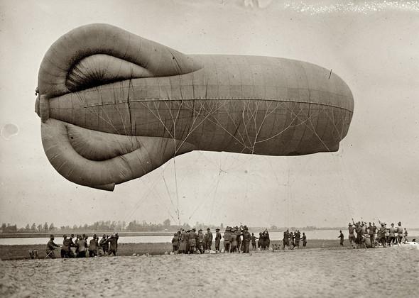 Фотографии авиации, начало прошлого века. Изображение № 10.