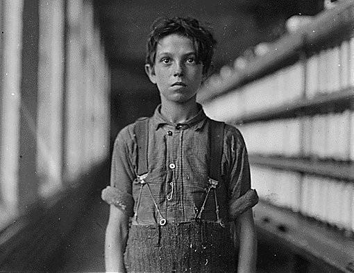 Эксплуатации детского труда в Америке (1910 год).И эмигранты США. Изображение № 21.
