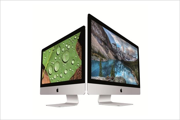 Apple улучшила дисплеи на всех новых моделях iMac. Изображение № 1.