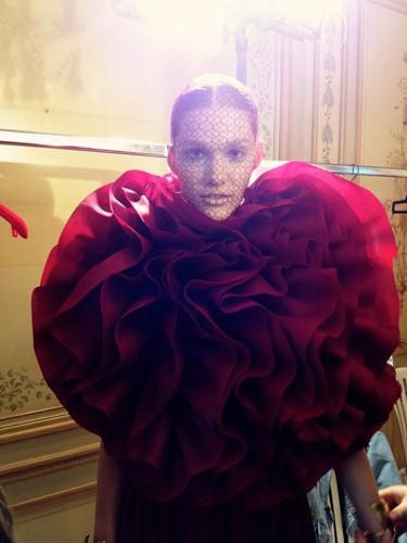 Дневник модели: Показы недели моды Haute Couture. Изображение № 47.