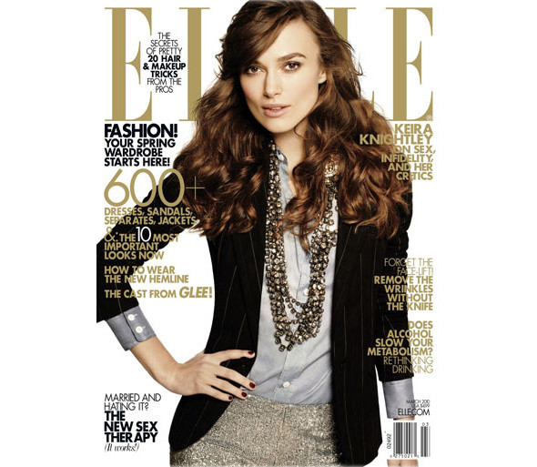 Новые обложки: Pop, Vogue, Elle, Bazaar, GQ. Изображение № 5.