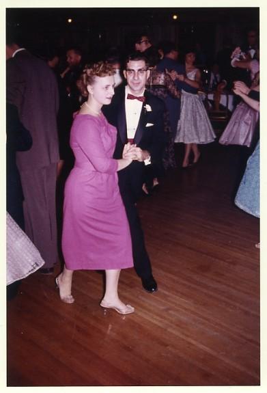 Dance Lessons 1958–1962. Изображение № 12.