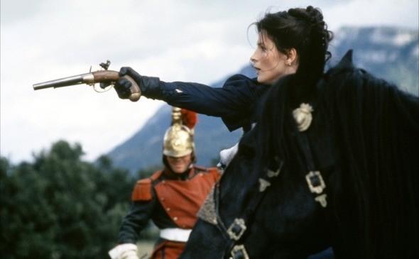 Кадр из фильма «Гусар на крыше». Изображение № 2.