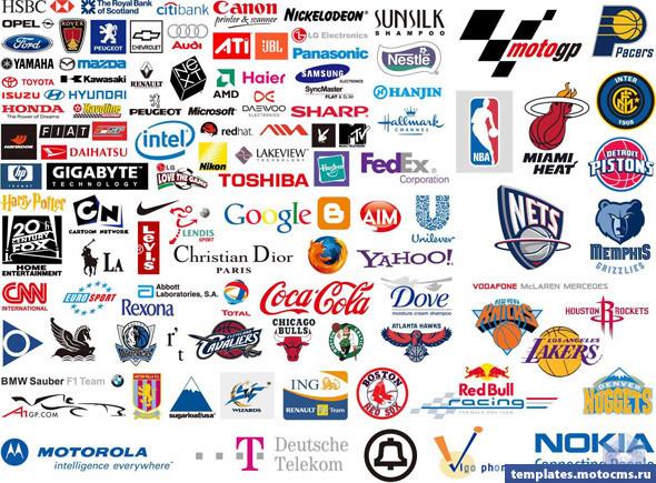 """""""Оливье"""": подборка виниловых наклеек, все о логотипах и кое-что еще. Изображение № 2."""